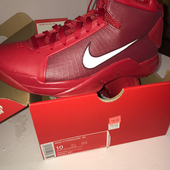 united states free shipping official site Nike Shoes | Hyperdunk 08 10 Redwhite 820321 601 | Poshmark